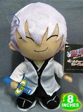 BIG 20CM Bleach Ichimaru Gin Anime Plush Stuffed Doll Collectibles Toy BLPL3990