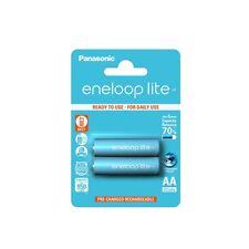 AA R6 Panasonic Eneloop Lite Rechargeable Battery 1x Blister  FR