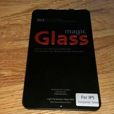 9H World Best Tempered Magic Glass Protector Retina HD amoled IPHONE 5 IP5 Cell