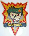 Patch - US RANGER - Long Range Recon Patrol - Vietnam War - USSF - LRRP - 5700