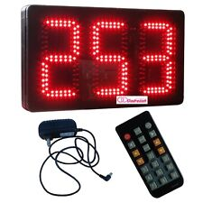 "8"" LED Days Countdown Timer For Shop Show Case Countdown Until Special Events"