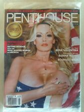 Penthouse Magazine Stormy Daniels Bares All. Brand New Factory Sealed