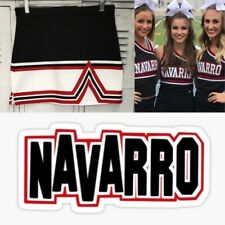 "Cheerleading Uniform  Skirt  Navarro 28""waist"