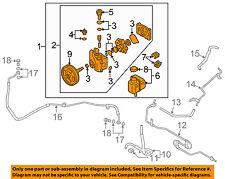MAZDA OEM 07-12 CX-7-Power Steering Pump EG2132650C