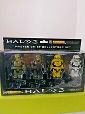 Halo 3 Xbox 360 Master Chief Collector Set 2008 Series 3 Kubrick Gentle Giant