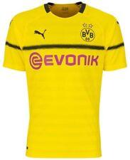 Puma Borussia Dortmund UEFA Champions League BVB Cup Trikot 2018 2019 Herren