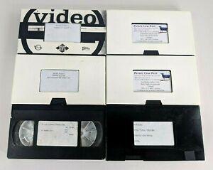 6 PETEY PABLO VHS PROMO SINGLES LOT Jive Records Freek-A-Leak Rap Hip Hop RARE!
