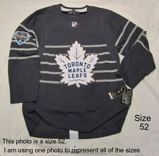 TORONTO MAPLE LEAFS size 46 Small - 2020 NHL ALL STAR Adidas Hockey Jersey Storm