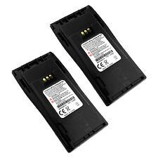 2PACK - NNTN4496 NNTN4851 Battery for MOTOROLA CP150 CP200XLS EP450 PR400 US