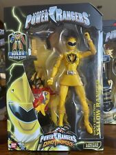Power Rangers Dino Thunder Yellow Ranger Legacy Collection Bandai RARE Sealed