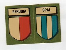figurina CALCIO FLASH 1982 SCUDETTO PERUGIA - SPAL