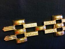 Victorian Art Deco Gold Filled Woman's Bracelet