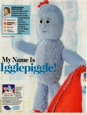 Toy knitting pattern igglepiggle From In the Night Garden