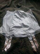 lindex girdle obg medium four suspender straps what Katie did