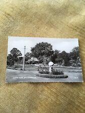 Lloyd Park Walthamstow, post card 1960s