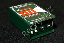 Radial Engineering Jdi Mk3 Jensen Transformer Equipped Passive Direct Di Box
