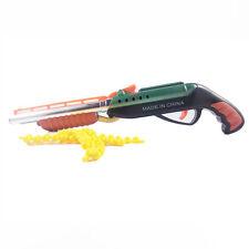 Double Tube Shotgun Toys Soft Bullet Rifles Water Bullets Gun for Kids