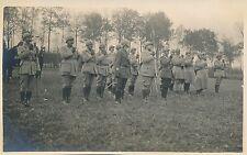 Carte Photo Guerre WW1 - Revue de Troupes - GV 59