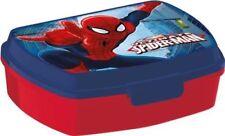1x Sandwich Box-SPIDERMAN
