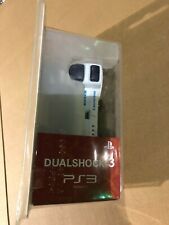 SONY DUALSHOCK 3 WIRELESS PS3 CONTROLLER- White - Brand New