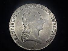 originaler Taler 1824 A Wien Franz I   W/15/33/A