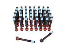 Engine Cylinder Head Bolt Set-VIN: F, DIESEL, OHV, Turbo, 16 Valves DNJ HBK3195