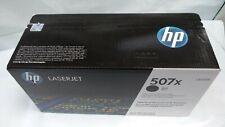 Original HP 507X CE400X Black Toner Cartridge LaserJet  High Capacity 10000 pag
