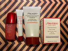 Shiseido 4 PC - Ultimune Power Infusing Concentrate Essential Energy Deluxe Set