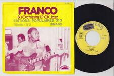 FRANCO / SIMARO & L'Orchestre OK JAZZ * 1976 AFRO RUMBA RDC CONGO * Listen!