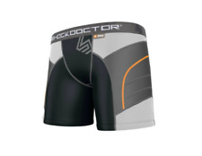 New Shock Doctor 258 Ultra Women's double compression sliding short girl large
