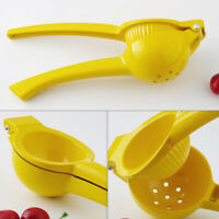 Aluminum Alloy Citrus Juicer Lemon Lime Orange Fruit Squeezer Hand Press Tool