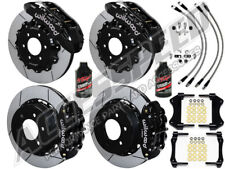 2015-2019 Ford F150 Wilwood Front TX6R & Rear Big Brake Combo WITH Lines & Fluid