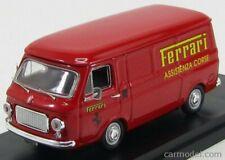 Rio-models 4427 scala 1/43 fiat 238 van assistenza ferrari corse 1973 red