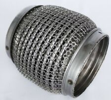 "3"" x 4"" Exhaust Flexi High Quality Repair Flexipipe 100 mm x 76 mm"