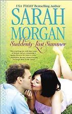 Suddenly Last Summer by Sarah Morgan (2014, Paperback)
