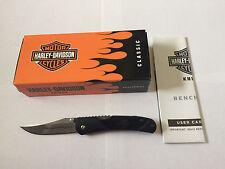 Benchmade Harley Davidson Steigerwalt Knife 13550 Mini LBK - USA , (Brand New)