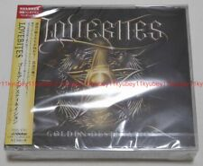 LOVEBITES Golden Destination First Limited Edition CD Pendant Japan VIZL-1741