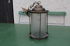 Antike jugendstil Lampe um 1900 Deckenlampe