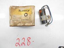 NOS 62 1962 PONTIAC RECTIFIER RESISTOR 421 SD CATALINA GRAND PRIX BONNEVILLE GM