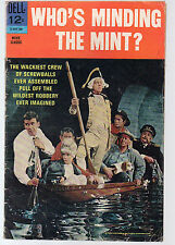 Movie Classics 12-924-708  Who's Minding the Mint?    Dell 1967