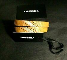 Bracelet Diesel Homme Cuir  Neuf