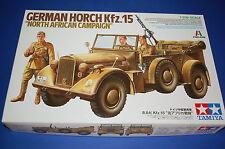 "Tamiya 37015 - Horch Kfz.15 ""North African Campaign""  scala 1/35"