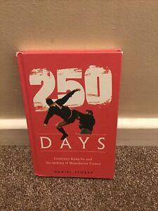 250 Days - Eric Cantona Book - Manchester United