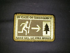 Morale Patch - embroidered - 4chan /k/ Inna woods