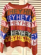 """Very cute GORMAN """"Hey Hey"""" Jumper Sweater  * Size 10"""