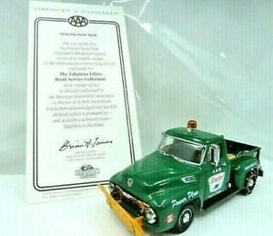 Matchbox Collectibles Sinclair Snow Plow '54 Ford F-100 Pickup Diecast Truck NIP