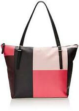 #CRZYHeart Kate Spade Bag PXRU5344 Emma Lane Fabric Maya Pink Agsbeagle