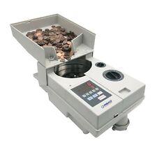 Ribao Cs 10s High Speed Portable Coin Counter And Sorter