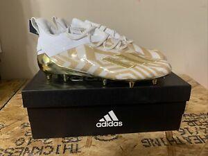 Adidas Adizero X Anniversary Football Cleats Men's Size 10.5 NEW EF7919