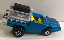 Matchbox Superfast No. 42 Tyre Fryer 1972 Made in England Lesney Vintage
